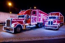 W tym roku w wielu polskich miastach można spotkać kultowe ciężarówki Coca-Cola!