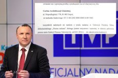 """Jacek Kurski chce, żeby ZAIKS przekazał pieniądze z tytułu tantiem za """"Nocną zmianę"""" na konto archidiecezji gdańskiej."""