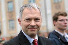 Jacek Żalek kandydatem na prezydenta Białegostoku