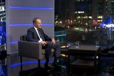 Donald Tusk nie przebierał w słowach oceniając kandydaturę Andrzeja Dudy.
