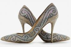 Buty, które zabijają. Nicholas Kirkwood, s/s 2013.