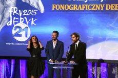 Gala rozdania Fryderyków rozpoczęła się od hołdu dla Wojciecha Młynarskiego.
