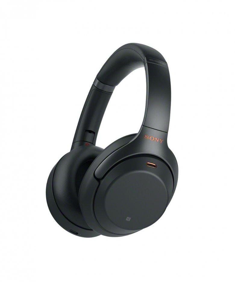 Słuchawki Sony WH-1000XM3.