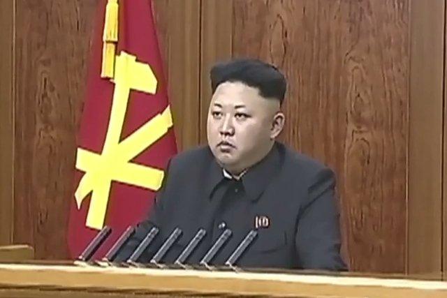 Kim Dzong Un w przemówieniu noworocznym mówił o poprawieniu stosunków z Koreą Południową i o jednoczesnym kontynuowaniu testów atomowych