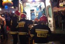 Samochód wjechałw tłum ludzi na deptaku w Sopocie. Jest wielu rannych