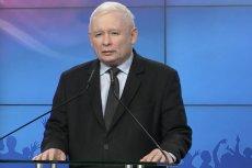 Jarosław Kaczyński wzywając do głosowania na PiS mówił o czterogłowym obozie.