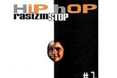 """Okładka płyty """"Hip Hop Rasizm Stop!"""""""