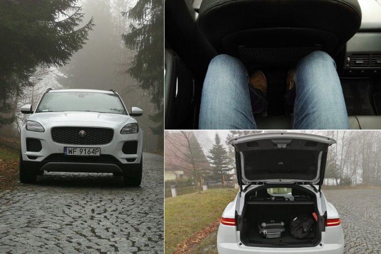 Jaguarem E-Pace jeździliśmy jako jedni z pierwszych w Polsce.