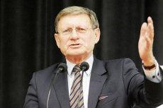 Balcerowicz twierdzi, że PiS prowadzi politykę nieodpowiedzialną.