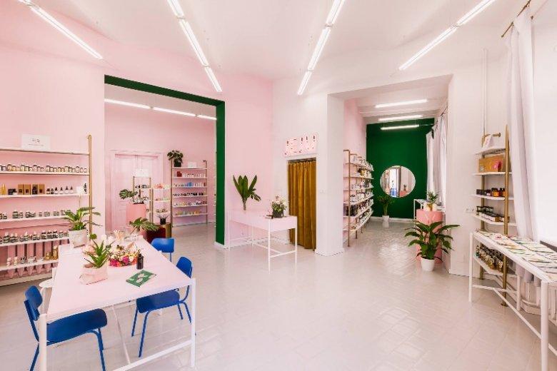 JEJU to kosmetyczny concept store, który promuje naturalne kosmetyki i koreańskie metody pielęgnacji