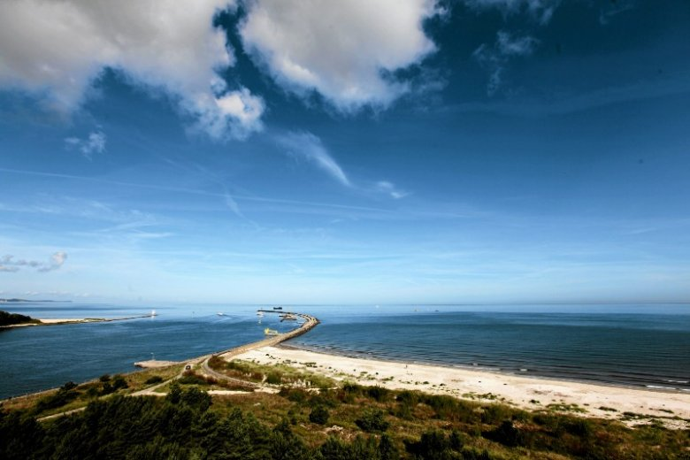 Plaża w Świnoujściu wyróżniona została już po raz 13. Błękitną Flagą