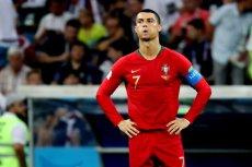 Cristiano Ronaldo ma oddać próbkę DNA.