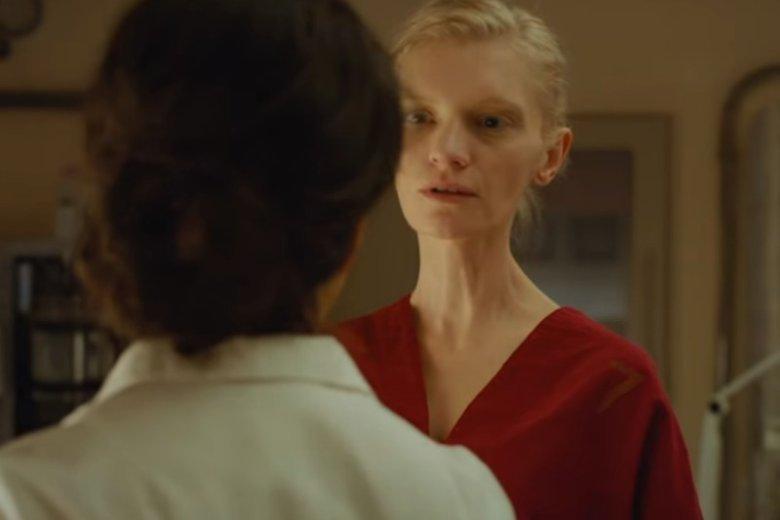 """W filmie """"High life"""", poza Agatą Buzek, wystąpiła również Juliette Binoche i Robert Pattinson"""