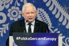 Jarosław Kaczyński odpowiedział Żydom i Amerykanom w sprawie ustawy 447.