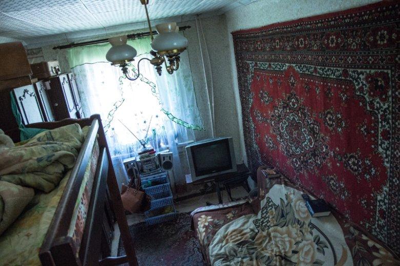 Olga i Wasilij marzą o piękniejszym domu.