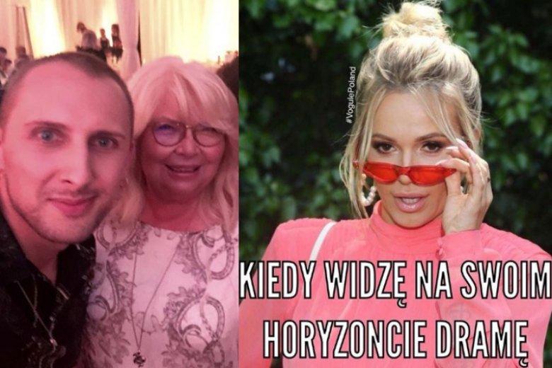 Patryk Chilewicz jest naczelnym Vogule Poland od momentu powstania portalu w 2012 roku. Zabawne memy z gwiazdami w roli głównej natychmiast zdobyły popularność wśród obserwatorów i samych gwiazd
