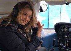 Serafina Ogończyk-Mąkowska jest prezeską Fundacji Miss Egzotica. Jej hobby jest pilotowanie samolotu.