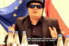 """""""Satyrycy mają dzisiaj pełne ręce roboty"""" –mówi Krzysztof Skiba."""