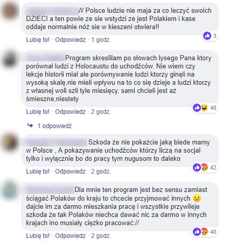 Na facebookowej stronie TVN roi się od negatywnych komentarzy