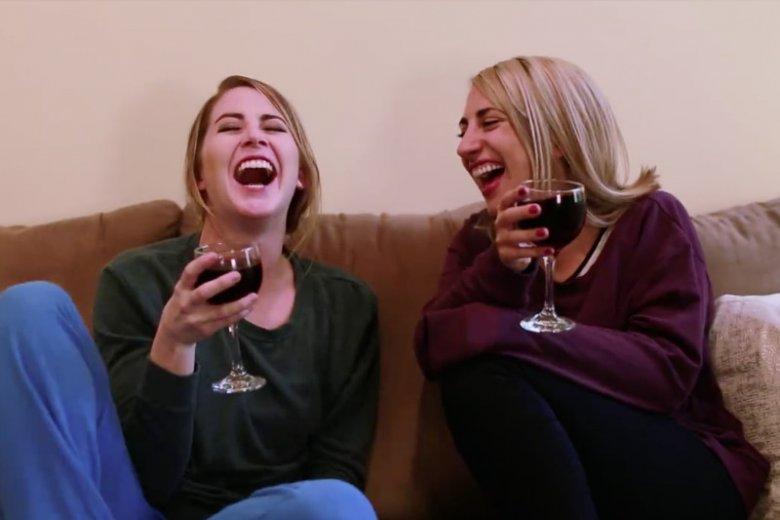 Kobiety kochają wino, a wino kocha kobiety.