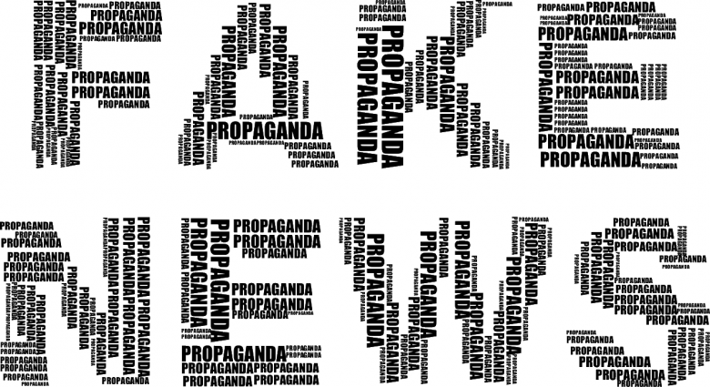 Fake news - propaganda