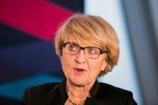 Wybory do PE. Danuta Huebner może wystartować z list Wiosny Biedronia