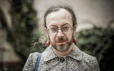 """Marcin """"Antyfacet"""" Boronowski wykłada na Uniwersytecie Wrocławskim."""