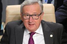 """Jean Claude Juncker skomentował pełnym oburzenia tonem niezwykle kontrowersyjny materiał """"Wiadomości"""" TVP o Donaldzie Tusku, poświęcony jego wykładowi w Auditorium Maximum na Uniwersytecie Warszawskim."""
