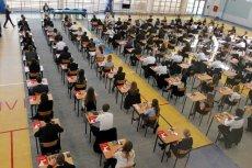 Połowa uczniów nie zdała próbnej matury