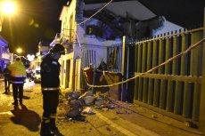 Trzęsienie ziemi na Sycylii wywołał wulkan Etna
