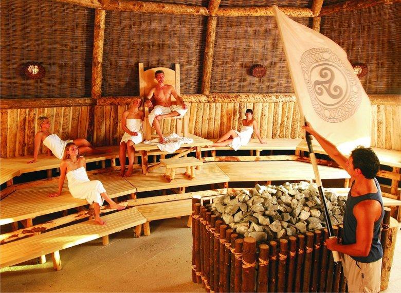 Ceremonia aufguss pochodzi z języka niemieckiego i w tym kraju jest najpopularniejsza