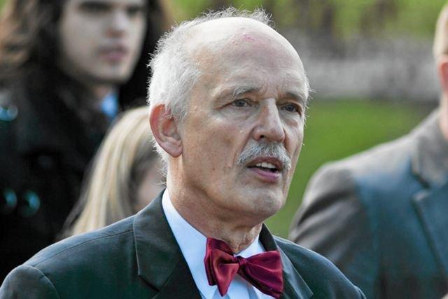 Janusz Korwin-Mikke uważa, że Adolf Hitler mógł nie wiedzieć o Holokauście