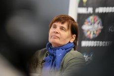 """Tygodnik """"Wprost"""" pisze o możliwym starcie Janiny Ochojskiej w wyborach do Parlamentu Europejskiego."""