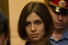Nadieżda Tołokonnikowa, Nadia, jedna z członkiń Pussy Riot, które odsiadują karę dwóch lat więzienia w łagrze