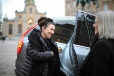 Olga Tokarczuk zostanie dodatkowo wyróżniona po uroczystości w Sztokholmie.