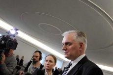 Jarosław Gowin jest jednym z nielicznych w obozie PO krytyków sędziego Igora Tulei.