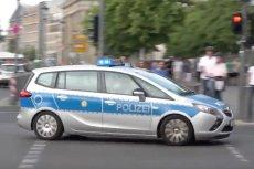 Dwa policjanci z Turyngii mieli zgwałcić Polkę w jej mieszkaniu. Zdjęcie ilustracyjne.