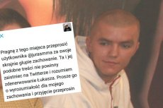 Jurkowskiemu wystarczyły dwie godziny, żeby doczekać się przeprosin ze strony internetowego hejtera.
