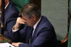 Brak dowodów na to, czy Marek Kuchciński korzystał z rządowego samolotu lub śmigłowca przed marcem 2018 roku. Dokumenty zostały już z niszczone.