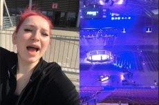 Marta Linkiewicz pokazała na swoim InstaStories jak wyglądają jej ostatnie 24 godziny przed walką.