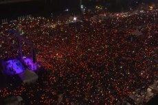 Od kilku tygodni w Korei Południowej trwają protesty. Na dzisiejszą manifestację przyszło milion osób. KOD może się uczyć, jak organizować tłum.