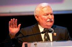 """Lech Wałęsa wciąż jest uznawany za symbol """"Solidarności"""""""