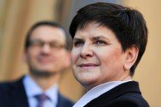 Beata Szydło przed rokiem miała w Sejmie więcej zwolenników i mniej przeciwników niż obecnie Mateusz Morawiecki.