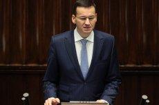 Przyszły premier Mateusz Morawiecki wygłosi swoje expose we wtorek, zaraz potem odbędzie się debata i głosowanie nad wotum zaufania dla nowego rządu