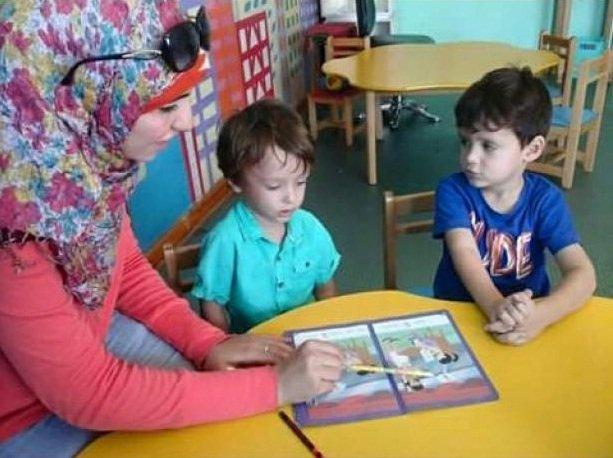W prywatnym przedszkolu edukacja odbywa się w luksusowych warunkach