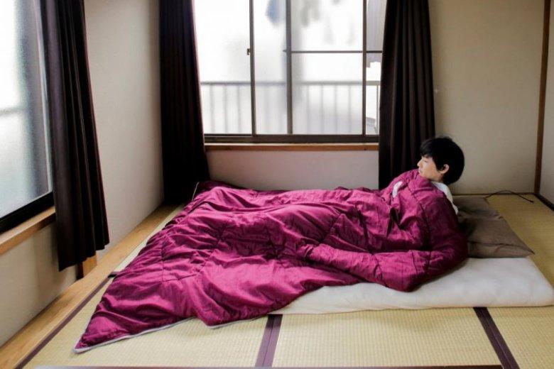 Katsuya Toyoda jest radykalnym zwolennikiem minimalizmu