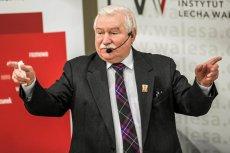 Lech Wałęsa skomentował komunikat IPN.