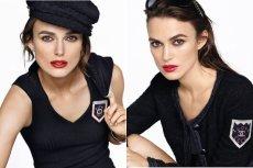 Keira Knightley w najnowszej kampanii przepięknych pomadek Rouge Coco Chanel