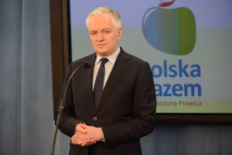 Jarosław Gowin przekonuje, że NowoczesnaPL nie odniesie sukcesu, bo promuje liberalizm obyczajowy.