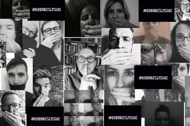 Wielu dziennikarzy Trójki wzięło udział jesienią w akcji #kogoniesłychać w obronie dziennikarek odsuniętych od anteny. Niektórych za to spotkały kary.